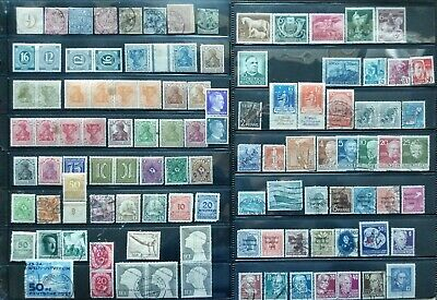 Lot of Germany Old Stamps Used/MH-