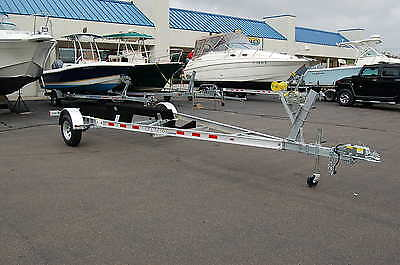 2019 Venture Vab-3025 Boat Trailer, Fits 18-20Ft Boat, Holds 3025Lbs, W/ Brakes