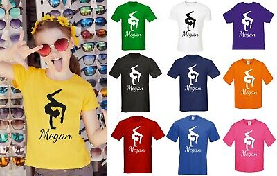 Born To Dance T-Shirt Boys Girls Kids Funny Present Gift Sizes 1-13 Years
