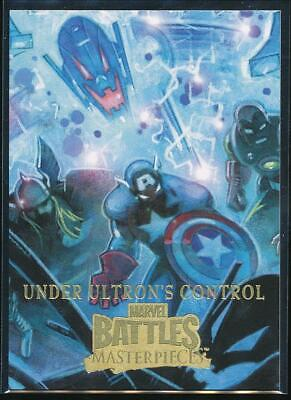2008 Marvel Masterpieces 3 Trading Card #72 Under Ultron's Control