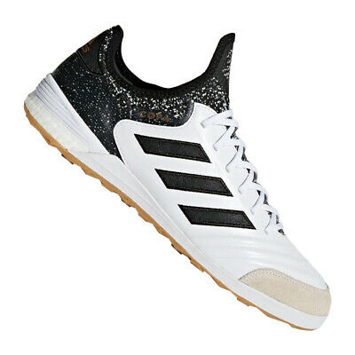 separation shoes f7e68 8c05c adidas COPA Tango 18.1 IN Halle Weiss Schwarz