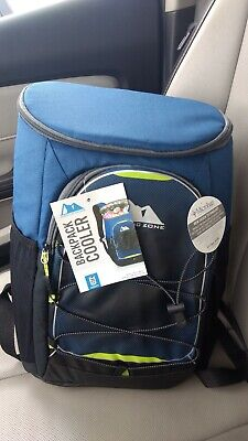 Arctic Zone Backpack Cooler 26 Can 10.5in X 7.5 in X 16.5 in New!!
