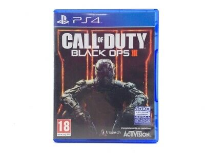 Juego Ps4 Call Of Duty Black Ops Iii Ps4 4425288