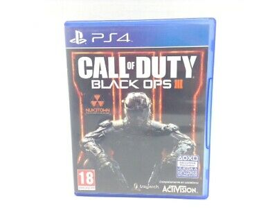 Juego Ps4 Call Of Duty Black Ops Iii Ps4 4425505