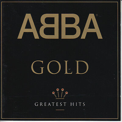 CD Abba Gold - Greatest Hits