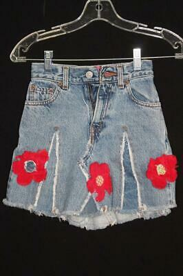 Firefly Levi Brand Decorated Girl's Skirt Size 6