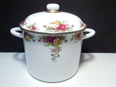 Royal Albert Old Country Roses Stock Pot ~~ HTF