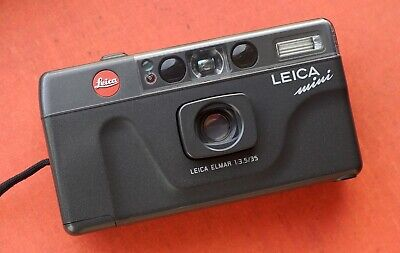 Mint LEICA Mini with Leica Elmar 1:3.5 / 35mm  Excellent Condition!