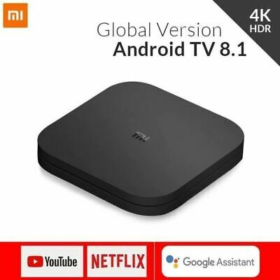 XIAOMI MI TV BOX S - Android 8.1 TV 4K HDR - Netflix - version EURO