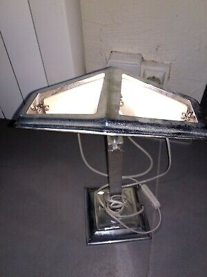 Ancienne lampe pirouette