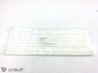 CHERRY 5-pack Plastic Keyboard Cover for Us Layout JK-0800 Model