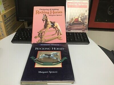 Rocking horse books lot Margaret Spencer H.Back, Ruth Bottomly all out of print3