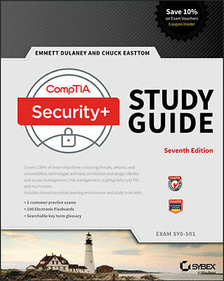 CompTIA Security+ Study Guide: Exam SY0-501 7th Edition (PDF/EB00K)