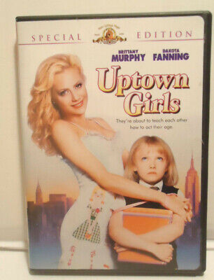 Uptown Girls (DVD, 2004) Special Edition Wide Screen