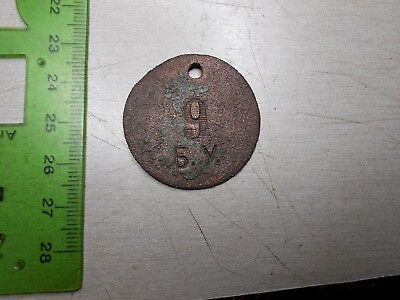 Ancient find Metal detector finds №982 100% original