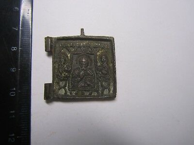Ancient icon  Ancient find  Metal detector finds №835 100% original