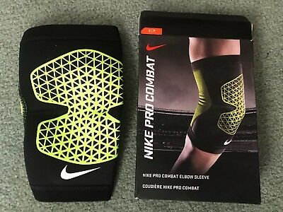 be99260ba6 NIKE PRO HYPERSTRONG Padded Elbow Sleeve 2.0 Football - $16.99 ...