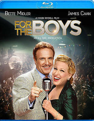 For the Boys (Blu-ray Disc, 2015)