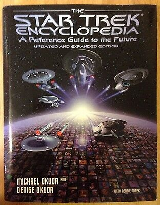 'The Star Trek Encyclopedia' - 1997 First Edition of Revised/Expanded Version
