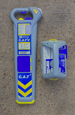 Radiodetection CAT 3 Locator Cable Avoidance Tool and Genny 3