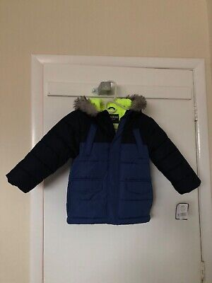3523fadf2 NWT IRREGULAR OSHKOSH B gosh Little Boys  Colorblock Track Jacket ...
