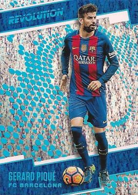 2017 Panini Revolution Soccer - Magna Parallel Numbered /49 FC Barcelona 184-193