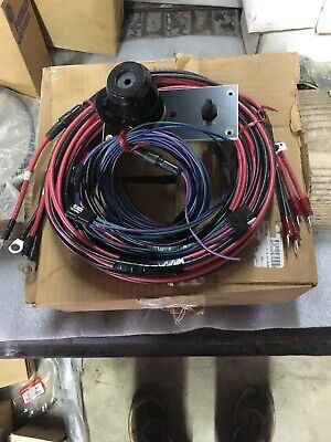 trolling motor Wiring Panel & Harness