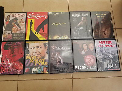 10 Drama DVDs-god-darkness-reconciler-deadly-canary-devil-xray-doctor-cathedral