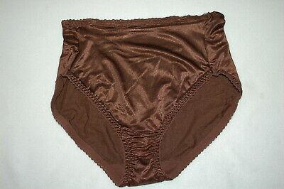 03275058d7d Womens BROWN UNDERSHAPER PANTIES Hi-Cut Briefs LT CONTROL Smooth Finish 2X  / 9
