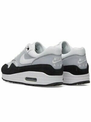 d8f7cd95c NIKE AIR MAX 1 Running Shoes  Ah8145 003  Wolf Grey white black ...