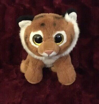 Ty Beanie Baby ~ TIGGS the Bengal Tiger 6 Inch 2015 Version MWMT