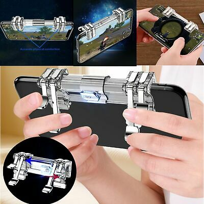 PUBG Gaming Trigger Phone Game Mobile Controller Gamepad for Android IOS iPhone