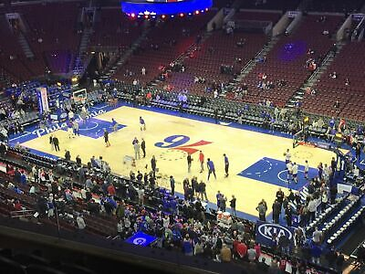 76ers vs Blazers 6 Seats Together Early Entry Great Seats Cheaper than StubHub!