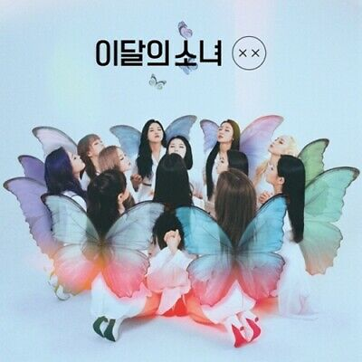 Monthly Girl-[XX]Mini Repackage Limited A CD+Booklet+PhotoCard Kpop Sealed Loona