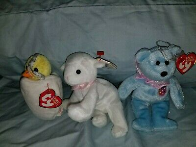 01bbe00075f TY BASKET Beanie Baby Lullaby
