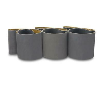 2 X 72 INCH SILICON CARBIDE EXTRA FINE GRIT SANDING BELTS-600 800 1000 Grits,