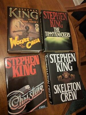 SKELETON CREW BY Stephen King -  3.99  1874edc99d1