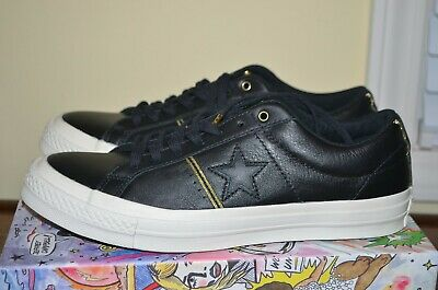 350930e1c3fb CONVERSE ONE STAR Piping Pack Ox Leather Low Sneaker!! New!! Msrp ...