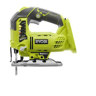 Ryobi Orbital Jig Saw 18V Lithium Ion Variable Speed Adjustable Shoe (Tool-Only)
