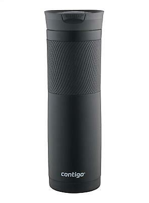 Contigo SnapSeal Byron Vacuum-Insulated Stainless Steel Travel Mug, 24 oz,...