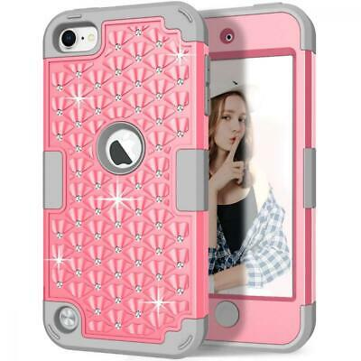 iPod Touch 6th/5th Generation Case, 6/5 Hocase Bling Sparkle Glitter...