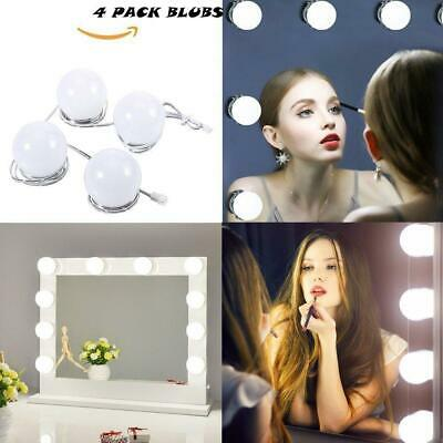 LED Vanity Mirror Lights,GreenClick Hollywood Style Makeup Lights with 4...
