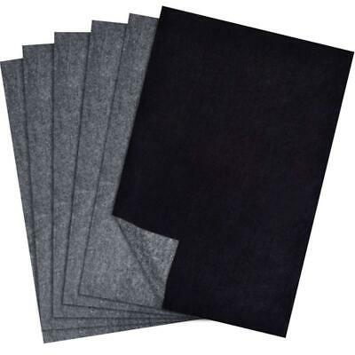 Hotop 100 Sheets Carbon Transfer Paper, Black Tracing Paper for Wood, Canvas...