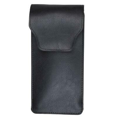 Slip In Glasses Case – PU Leather Pouch with Pocket Clip – Compact...