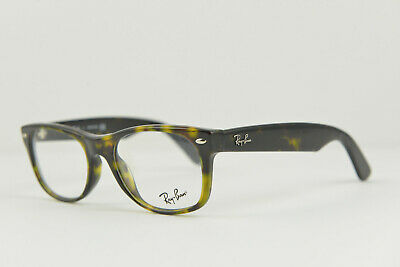 5cd9dfec1fa Ray-Ban eyeglasses eye glasses frame RB 5184 2012 52-18 145 Tortoise Brown
