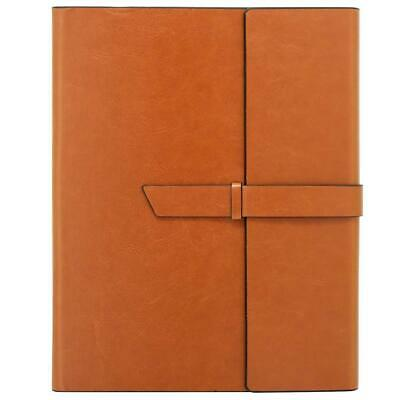 Gallaway Leather Padfolio Portfolio Folder - Perfect for your Interviews,...