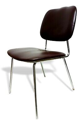 chair olivetti synthesis 60's design architects bbpr vintage - 2 available