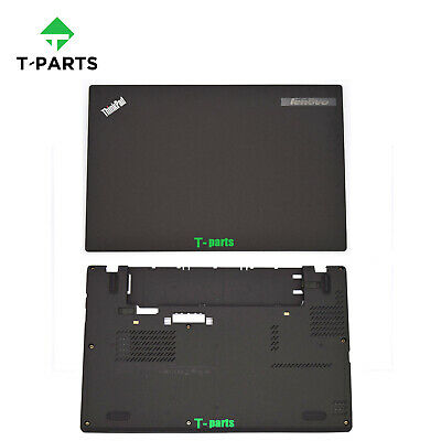 New 01AV379 for Lenovo ThinkPad P52 20M9 20MA Top Case LCD Back Cover Rear Lid