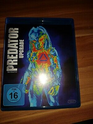 Predator Upgrade (2018) (Blu-ray)