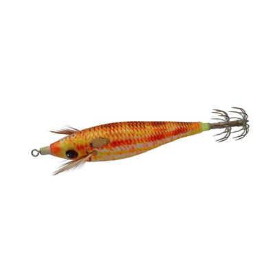 SQUID JIG DTD REAL FISH 2.0 65mm 8g COLOUR MULLET GLOW